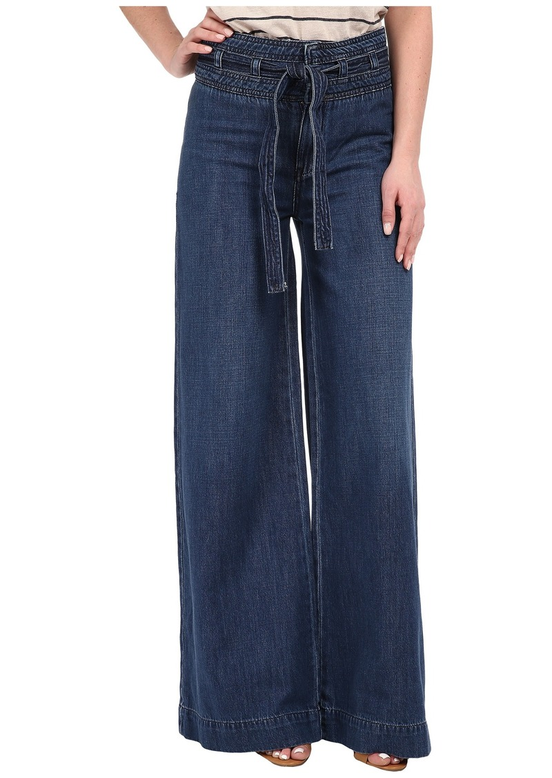 Free People Augusta Clean Flare Pants