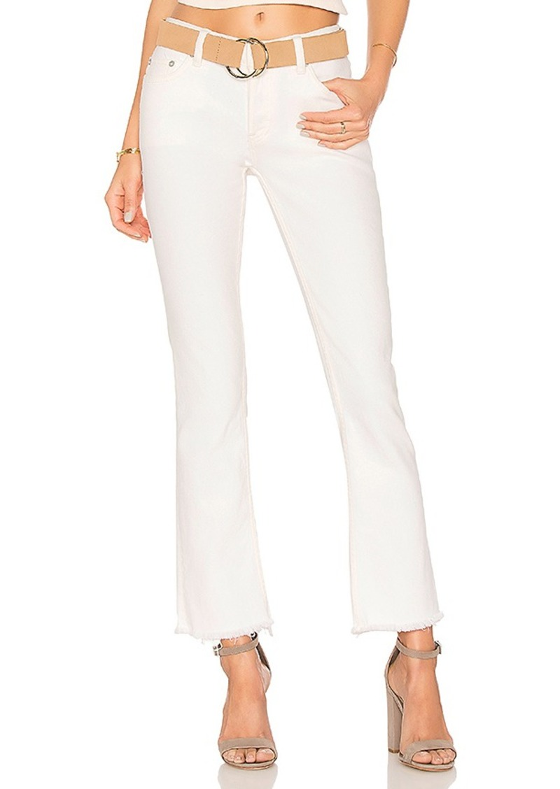 Free People Austen Straight Leg Jean
