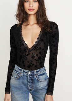 Free People Babes In Bandeaus Bodysuit