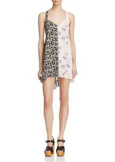 Free People Back to Back Slip Dress