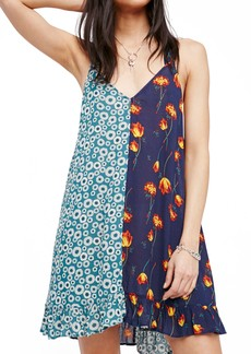 Free People Back to Back Slipdress