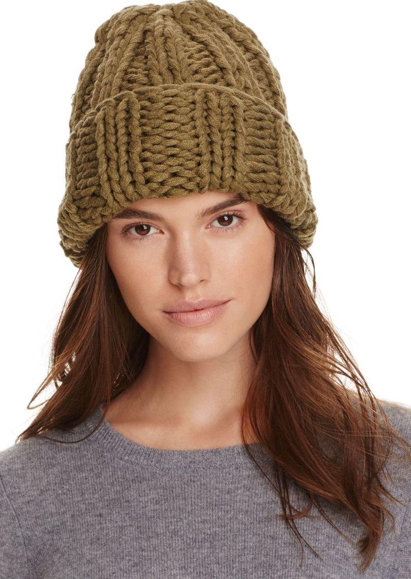 Free People Back To Basics Knit Beanie