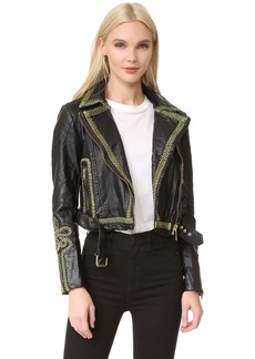 Free People Bang Bang Moto Jacket