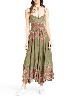 Free People Be My Baby Maxi Dress