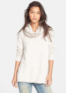 Free People 'Beach Cocoon' Cowl Neck Pullover