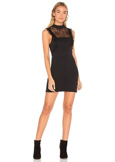 Free People Beaumont Muse Dress in Black. - size M (also in S,XS)