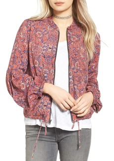 Free People Bell Sleeve Jacket