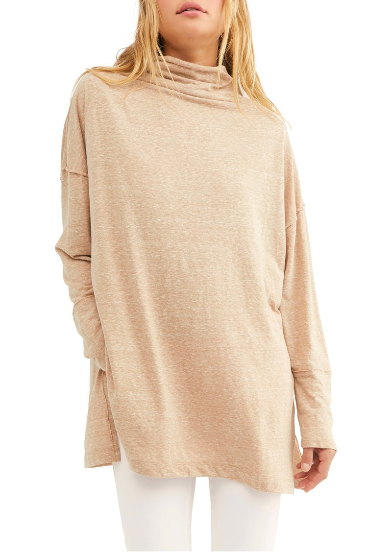 Free People Bella Vista Thermal Tunic