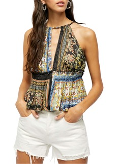 Free People Bellini Mix Print Tank