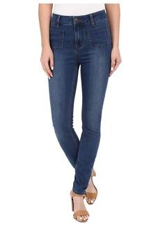 Free People Beverley Skinny Jeans