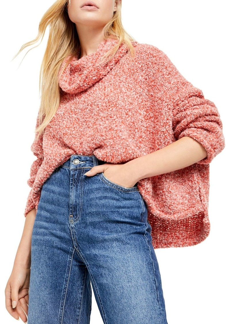 Free People BFF Cowl-Neck Sweater