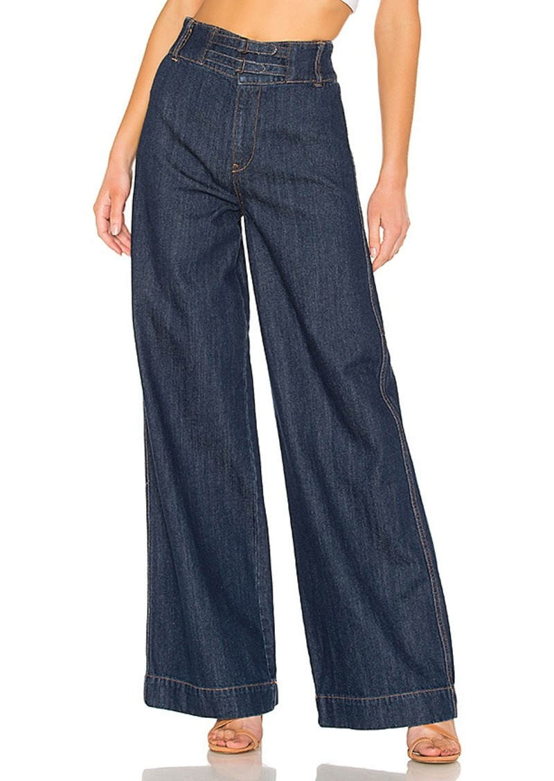 Free People Big Bell Jean
