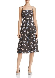 Free People Bird Print Dress