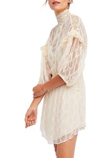 Free People Bittersweet Dolman Minidress