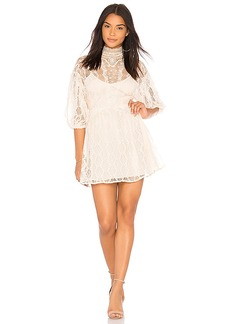 Free People Bittersweet Mini Dress