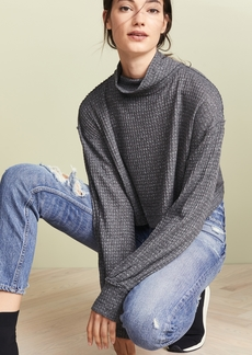 Free People BK Pullover Sweater