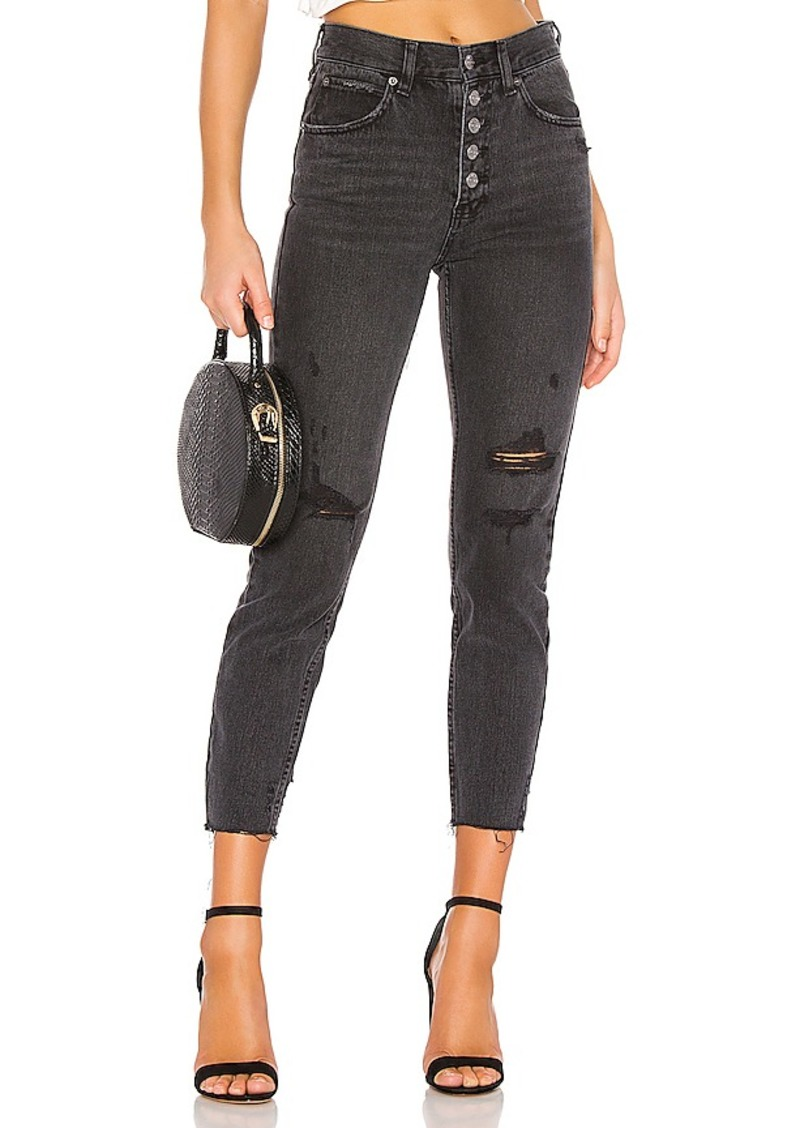 Free People Blossom Rigid Jean