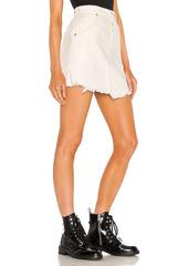 Free People Brea Cutoff Skirt