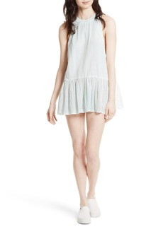 Free People Breathless Moments Cotton Batiste Tunic