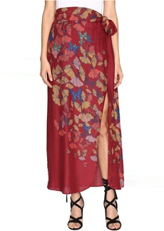 Free People Bri Bri Butterfly Maxi Dress