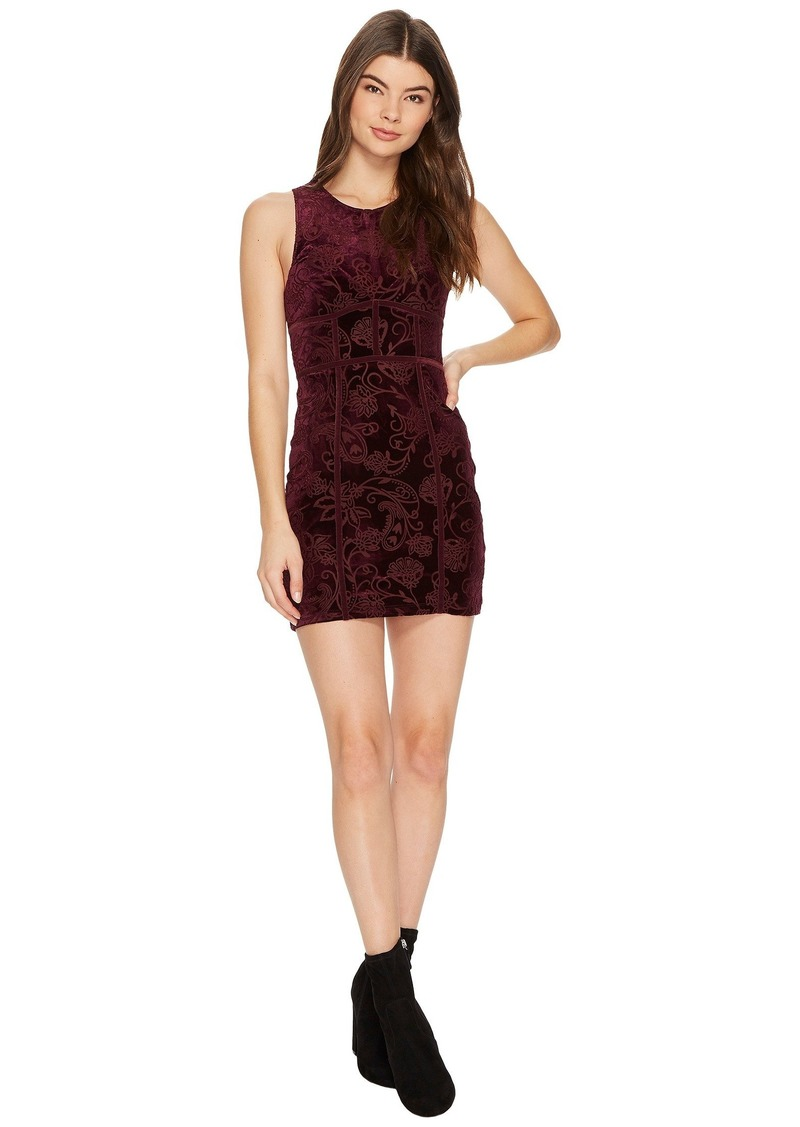 Free People Burnout Babe Bodycon