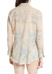 Free People Free People Button Down Cotton Shirt | Casual Shirts ...