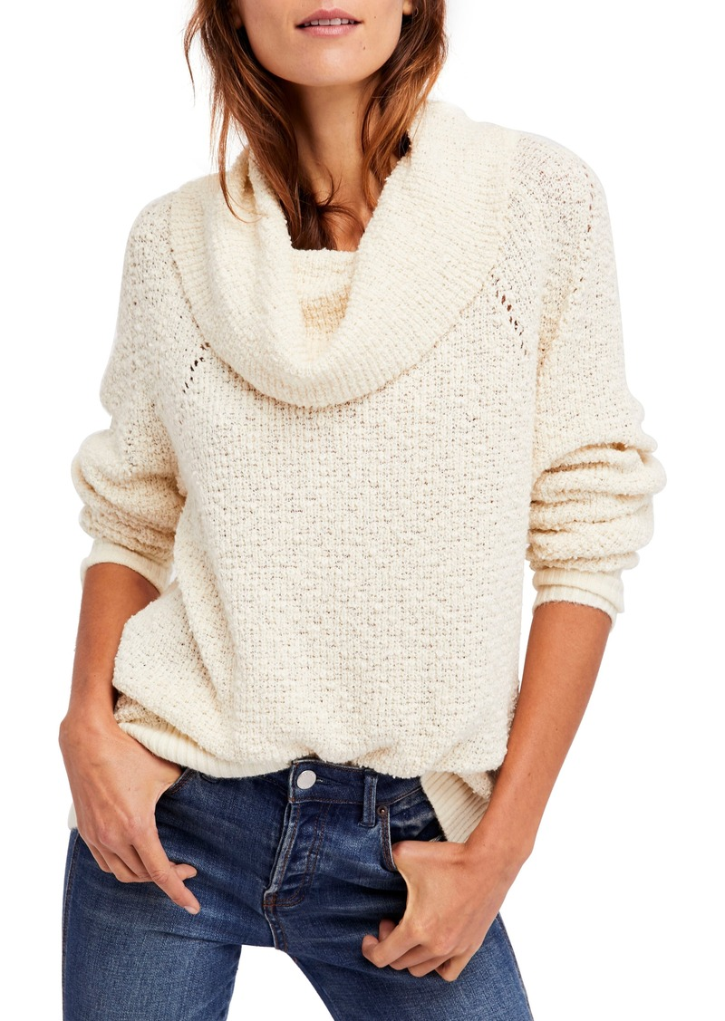 Free People Free People By Your Side Sweater Sweaters