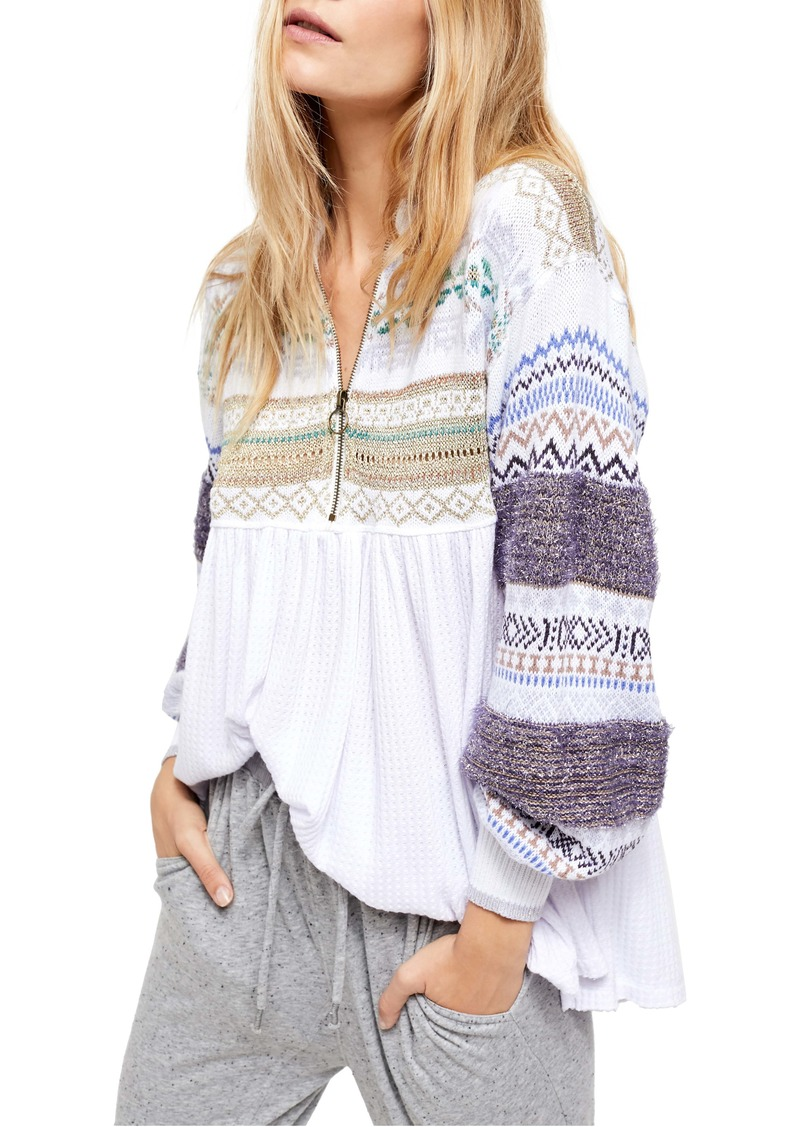 Free People Swit Tunic Top