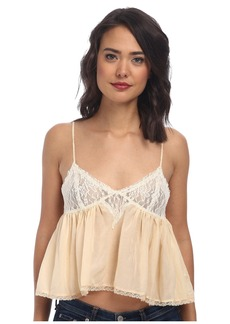 Free People Cami Sweet Lace Top