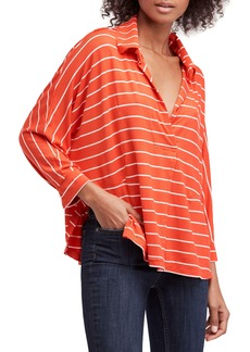 Free People Can't Fool Me Stripe Top
