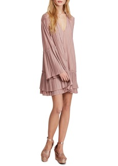 Free People Can't Help It Minidress