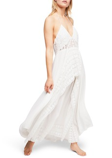 Endless Summer by Free People Can't Wait to Swim Maxi Dress