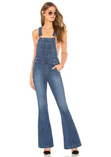 Free People Carly Flare Overall