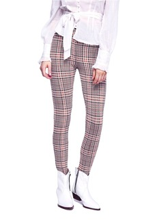 Free People Carnaby Plaid Pants