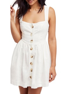 Free People Carolina Minidress