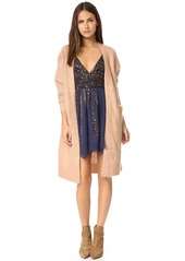 1c8d9d754b779 Free People Free People Cassiopeia Embellished Mini Party Dress ...