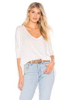 Free People Catch Waves Tee