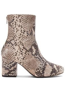 88957061054 Free People Free People Effie Block Heel in Rust. - size 37 (also in ...