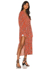 Free People Cest Moi Maxi Top