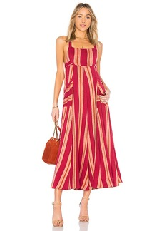 Free People Chante Maxi Dress