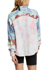 Free People Chasing Waves Shirt