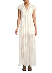 Free People Chelo Maxi Jumpsuit