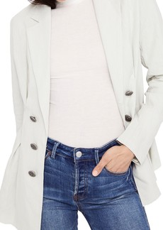 Free People Cinch Waist Blazer