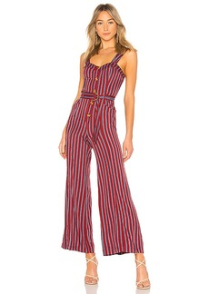Free People City Girl Jumpsuit