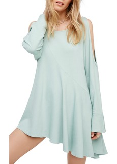 Free People Clear Skies Cold Shoulder Tunic