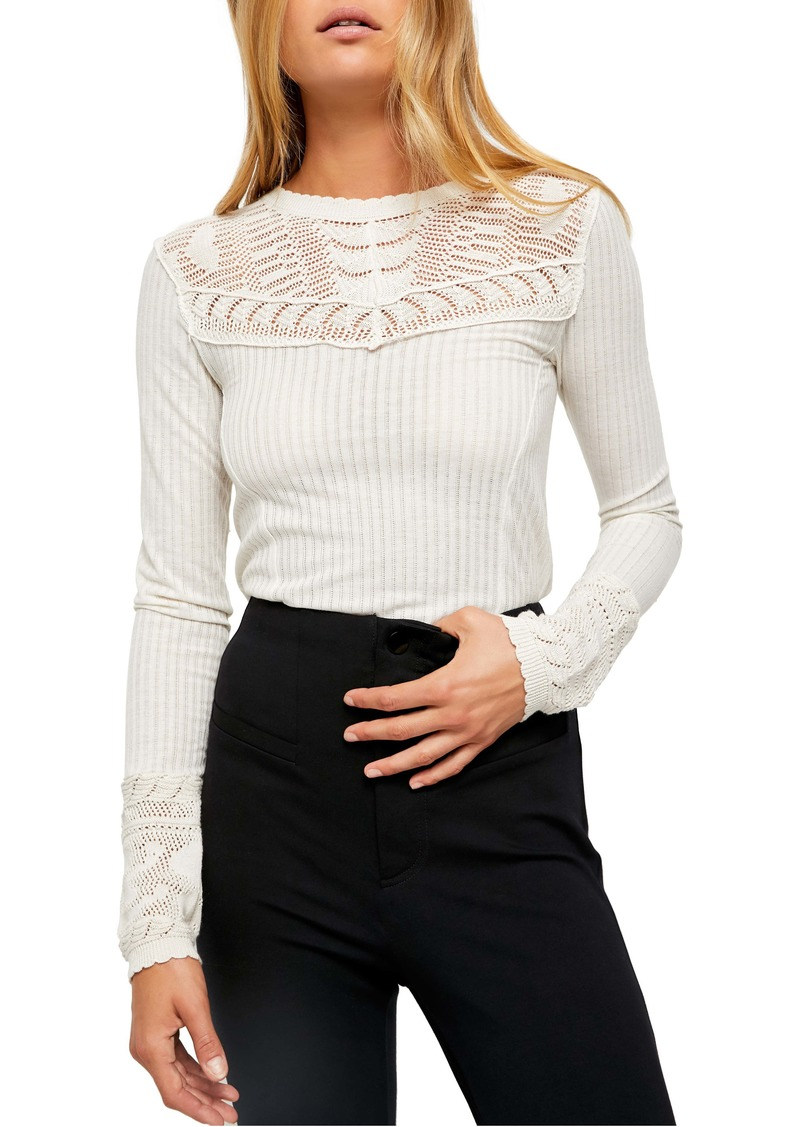 Free People Colette Sweater