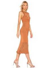 Free People Come My Way Midi Dress