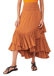Free People Convertible Maxi Skirt
