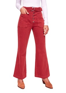 Free People Corin Mod Slim Flare Pants