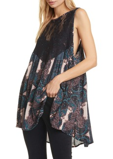Free People Count Me In Trapeze Tank Top